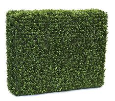"""3FT Artificial Boxwood Hedge Backdrop for special events and venues.    Commercial quality plant like features Tutone Green Limited UV protection Heights range from 12""""-30"""" Lengths range from 24""""-48"""" Don't see what you need?  Call us for further customized products."""