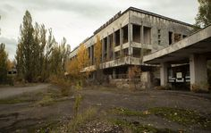 palace of culture - #abandoned #urbex #decay #photography #image #mrnorue #derelict #neglect
