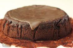 Bolo de chocolate inesquecível (com leite de coco)