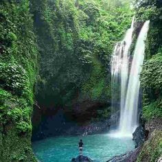 Aling Aling Waterfall Buleleng A Secret Garden In Sambangan Village  #TouristDest TouristDest.com