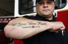 so others may live tattoo paramedic - Google Search