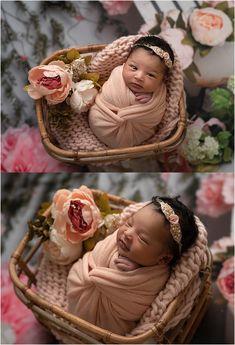 Atlanta Newborn Photographer - Baby Sonomi