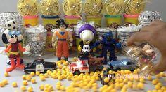 SLIME with Surprise Toys,Fun Toys for Children,Disney, Mickey Minnie Mou...