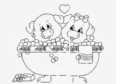 RISCOS DE PORQUINHOS - Cris Mandarini - Álbuns da web do Picasa