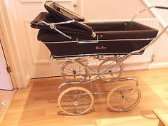 Vintage Silver Cross Pram   eBay  A really good piece http://www.geojono.com/