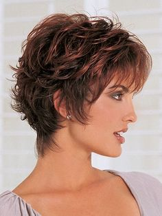 .think I am gonna get my hair cut like this. Tired of same old thing.