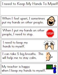 Behavior Management Freebies | Autism, My friend and Autism helper
