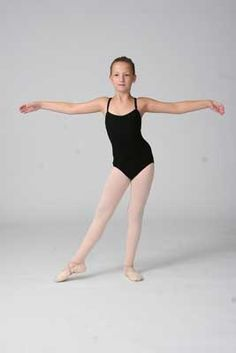 Correct Alignment for Ballet Dancing: Sinking Hip