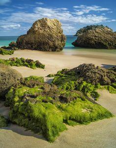 ✮ Coastal scenery at Setubal, Portugal #scenery http://pinterest.com/ahaishopping/