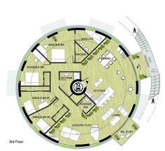 grain bin house plans - Google Search