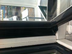 Hybrid window - what it looks like open