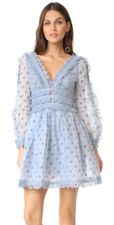 801b4a2f22 ZIMMERMANN Divinity Scallop Playsuit (19