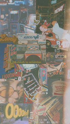 Mood Wallpaper, Graphic Wallpaper, Iphone Wallpaper Tumblr Aesthetic, Homescreen Wallpaper, Iphone Background Wallpaper, Retro Wallpaper, Scenery Wallpaper, Aesthetic Pastel Wallpaper, Dark Wallpaper