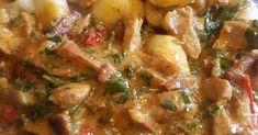 Mennyei Mustáros petrezselymes sertéstokány recept!  A tokány mindig ízletes étel számomra, most ez a változat nyerte meg tetszésem.
