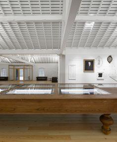 Graham's 1890 Lodge . Port . wine cellar . Caves de vinho do Porto . Luís Loureiro arquitecto + P06 . Architecture and Design