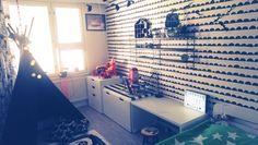 Pikkupojan huone