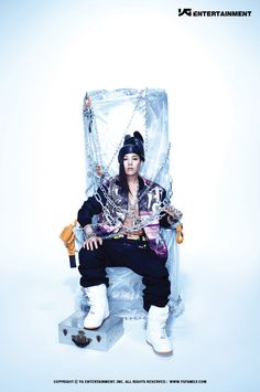 GD Jiyong / G-Dragon ♡ #BIGBANG [5th Mini Album] 2012.02
