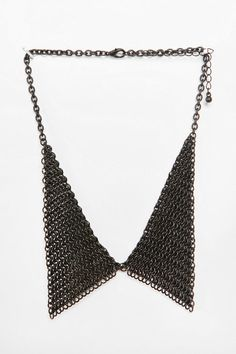 Alexa's Mesh Collar Necklace  #UrbanOutfitters. INSPIRATION