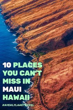 Fun Things to do in Maui. The island of Maui in Hawaii is a top travel destination in the the world. Maui is also home to some the of best beaches in Hawaii Maui Hawaii, Kauai, Visit Hawaii, Trip To Maui, Hawaii Vacation, Vacation Trips, Vacation Ideas, Greece Vacation, Vacation Spots