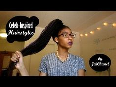 Outstanding Box Braids Styles Ro Edition Youtube Hair Styles Pinterest Hairstyles For Women Draintrainus