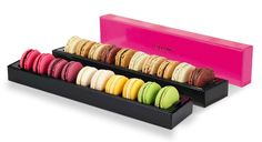 Fauchon macarons Luxury Family Holidays, Macaroons, Ethnic Recipes, Paris, Food, Macaroni Pasta, Macarons, Essen, Yemek