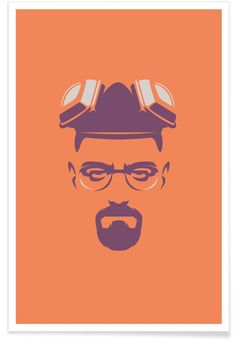 Breaking Bad by Bruno Morphet at www.junique.com