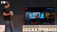 Google Announces ‪#‎AndroidTV‬ http://venturebeat.com/2014/06/25/google-announces-android-tv-the-next-generation-of-google-tv-development/ Google debuts Android TV, the next generation of Google TV development