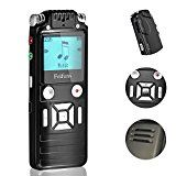 Digital Voice Recorder, 2 in 1 Portable Tape Recorder 8GB MP3 Player Professional Dictaphone USB Rechargeable... Feifuns digital voice recorder has dual adjustable sensitive microphones, with Dynamic https://thehomeofficesupplies.com/digital-voice-recorder-2-in-1-portable-tape-recorder-8gb-mp3-player-professional-dictaphone-usb-rechargeable-voice-recording-audio-device-dynamic-noise-reduction-with-headphones/