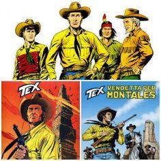 L'italiano con i fumetti: Tex