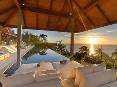 Villa Chan Grajang | 6 bedrooms #sunset #pool #sala #Phuket #Thailand