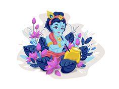 Krishna Janmashtami Wishes, Images, Qoutes, And Messeges Radha Krishna Images, Lord Krishna Images, Krishna Pictures, Krishna Art, Little Krishna, Baby Krishna, Cute Krishna, Sri Krishna Janmashtami, Janmashtami Wishes