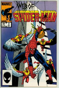 Web of Spider-Man 2 (FN/VF 7.0)