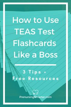295 Best TEAS Study Tips | Get Motivated for the TEAS 6