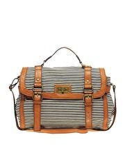 8a37c2b9729 ALDO Kreisher Stripe Satchel Latest Shoes, New Shoes, Striped Bags, Small  Leather Goods