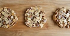 Florentines I've recently become obsessed with Florentine cookies. I tried out a lot of different recipes but this recipe by far is my favorite fro. Amaretti Cookie Recipe, Florentines Recipe, Amaretti Cookies, Biscotti Cookies, Biscotti Recipe, Keto Cookies, Cake Cookies, Candy Recipes, Sweet Recipes