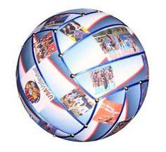 Volleyball Photo Ball