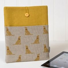 Yellow Labrador Gifts - Inspired by Darcy