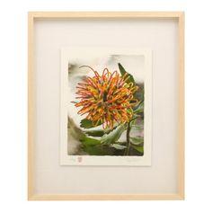 framed pincushion 71.5x60cm