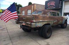 rat rod trucks and cars Rat Rod Pickup, Pickup Trucks, Truck Drivers, Dually Trucks, Dodge Trucks, Vintage Trucks, Old Trucks, Funny Vintage, Semi Trucks