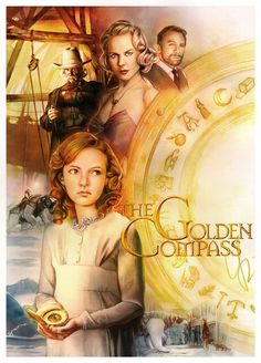 ☆ The Golden Compass ... I love this movie and the books are great . Why arent they making the second :(