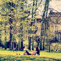 Things To Do in Lyon: Visit Parc de la Tete d'Or - pinay flying high