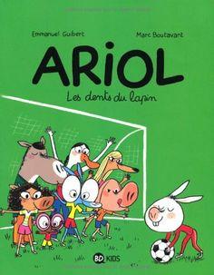 Ariol, Tome 9 : Les dents du lapin de Marc Boutavant, http://www.amazon.fr/dp/2747049590/ref=cm_sw_r_pi_dp_IgK3sb0JT31N0