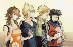 nostalgia by illbewaiting on DeviantArt Kingdom Hearts Ii, Kingdom Hearts Games, Kingdom Hearts Fanart, Kindom Hearts, Final Fantasy, Nostalgia, Pictures, Video Games, Fandoms