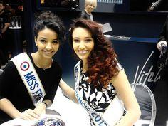 Vitality's Patrocinador Oficial Miss France 2014 (Flora Coquerel)
