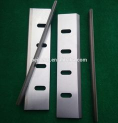 Plastic Shredder Blade Recycled Tire Cutter Crusher knife