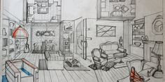 90 Interior Design Drawing Tips