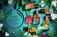 The Body Shop Launches 'Elixirs of Nature& Fragrance Collection in UAE The Body Shop, Body Shop At Home, Body Shop Skincare, Body Shop Products, Perfume Zara, Hermes Perfume, Light Blue Perfume, Perfume Genius, Arts And Crafts Storage