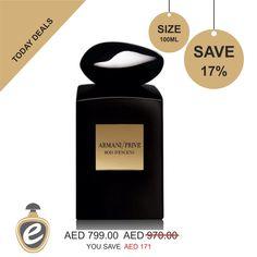 Armani Prive Cologne Spray Bois d'Encens Giorgio Armani Eau De Parfum For Women And Men 100 ml.
