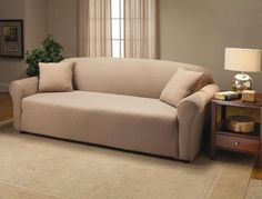Tan Couch Covers