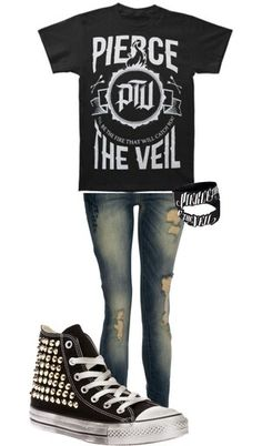 Ptv shirt & wrist bands that shirt is my boyfriend ok